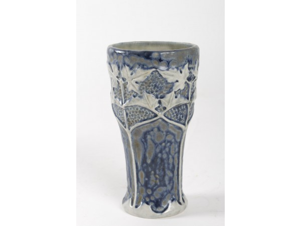 A Majorelle ceramic glass